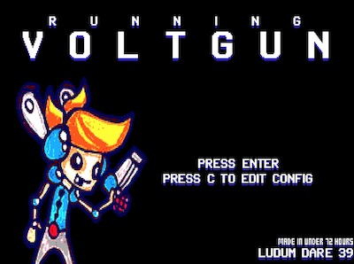 Running Voltgun