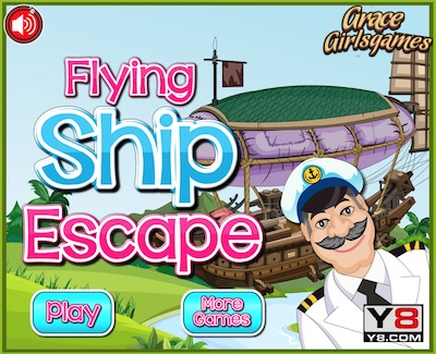 Flying Ship Escape
