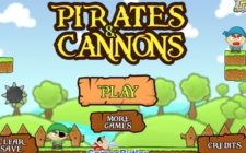 pirates cannon