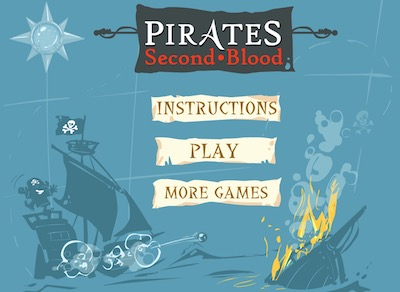 Pirates Second Blood