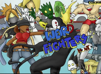 Weird Fighters
