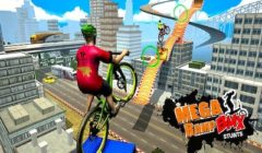 Parkour Heroes: BMX Stunt Bike Tournament