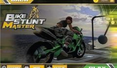 Bike Stunts Master Racing Game