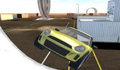 Stunt Crash Car 4 Fun