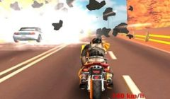 Highway Rider Motorcycle Racing Game