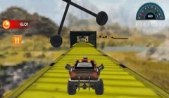 Mega Levels Car Stunt Game