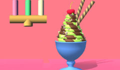 Ice Cream INC (Business Game)