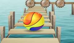 Island Survival - A Ball Movement Game