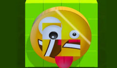Cube Shapeup (puzzle game)