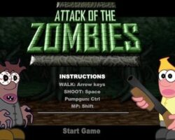 attack of zombies